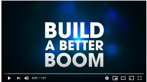 VIDEO: Build a Better BOOM