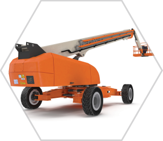 Self Propelled Telescopic Aerial Lift